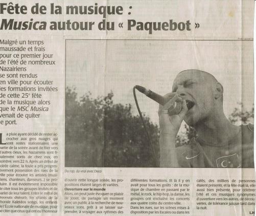 2007 - Fête de la musique